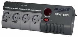 Стабилизатор напряжения однофазный RUCELF SRW-500 (0.45 кВт)
