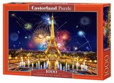 Пазл Castorland Glamour of the night, Paris (C-103997), 1000 дет.