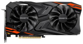 Видеокарта GIGABYTE Radeon RX Vega 56 1170MHz PCI-E 3.0 8192MB 1600MHz 2048 bit 3xHDMI HDCP GAMING OC