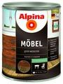 Лак Alpina Mobel шелковисто-матовый (0.75 л)