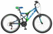 Подростковый горный (MTB) велосипед STELS Mustang V 24 V030 (2018)