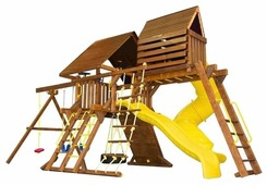 Домик Rainbow Play Systems Carnival Castle V WR