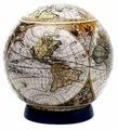 3D-пазл Pintoo Старинная карта мира (A1151), 240 дет.