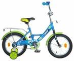 Детский велосипед Novatrack Urban 14 (2016)