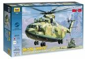 Сборная модель ZVEZDA Российский тяжелый вертолет Ми-26 (7270) 1:72
