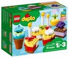 Конструктор LEGO Duplo 10862 Мой первый праздник