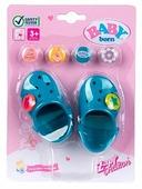 Zapf Creation Сандалии для куклы Baby Born 822067 в ассортименте
