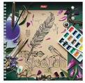 Скетчбук Hatber Будем рисовать 29.7 х 21 см (A4), 120 г/м², 60 л.