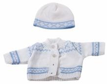 Gotz Кофта и шапка для кукол 42 - 50 см 3402563