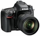 Зеркальный фотоаппарат Nikon D610 KIT 24-85mm VR.