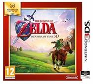 Nintendo The Legend of Zelda: Ocarina of Time 3D
