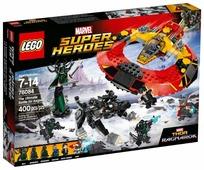 Конструктор LEGO Marvel Super Heroes 76084 Решающая битва за Асгард