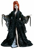 Tonner Пальто Midnight Coat для куклы Evangeline