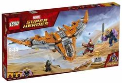 Конструктор LEGO Marvel Super Heroes 76107 Танос: Последняя битва