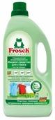 Жидкость для стирки Frosch Яблоко концентрат для цветного белья