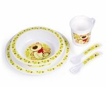 Комплект посуды Canpol Babies обеденный (4/401)