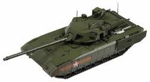 """Сборная модель ZVEZDA Российский танк Т-14 """"Армата"""" (3670) 1:35"""