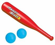 Игровой набор Dolu бейсбольная бита с двумя мячиками (DL_6011)