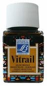 Краски LEFRANC & BOURGEOIS Vitrail Желто-оранжевый 231 LF210236 1 цв. (50 мл.)