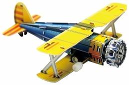 3D-пазл Pilotage 3D Самолет Classic Fighter заводной (RC39689)
