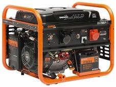 Бензиновый генератор Daewoo Power Products GDA 7500DPE-3 (6000 Вт)