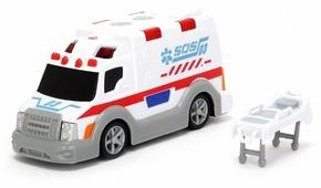 Фургон Dickie Toys Скорая помощь (203302004) 15 см