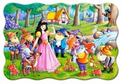 Пазл Castorland Snow White and The Seven Dwarfs (C-02320), 20 дет.