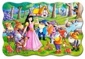 Пазл Castorland Snow White and The Seven Dwarfs (C-02320), 20 дет.