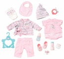 Zapf Creation Набор с одеждой и аксессуарами для куклы Baby Annabell 700181