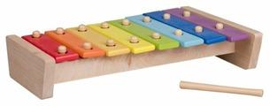 Classic World ксилофон Музыкальная радуга 4044
