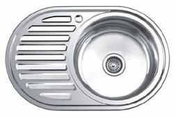 Врезная кухонная мойка Ledeme L67750-6R