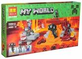 Конструктор BELA My World 10469 Иссушитель