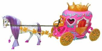 Shenzhen Toys карета с лошадью (689A)