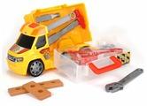 Dickie Toys Машинка-чемоданчик Механик с аксессуарами 3726004