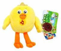 Мягкая игрушка Мульти-Пульти Ми-ми-мишки Цыплёнок Цыпа 15 см