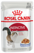 корма ROYAL CANIN Instinctive Jelly Кусочки в желе 85g для кошек 483001