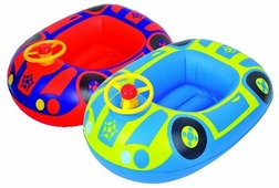 Лодочка надувная Jilong Car Baby JL036005NPF