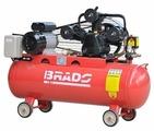 Компрессор безмасляный Brado IBL3100A, 100 л, 3 кВт