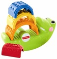 Пирамидка Fisher-Price Крокодильчик CDC48