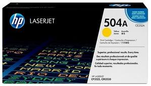 Тонер-картридж HP 504 (CE252A)
