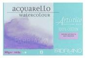 Альбом для акварели Fabriano Artistico Traditional White 51.5 х 35.5 см, 300 г/м², 15 л.