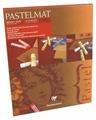 Альбом для пастели Clairefontaine Pastelmat 24 х 30 см, 360 г/м², 12 л.