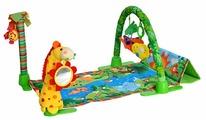 Развивающий коврик everflo Райский сад (HS0263123)
