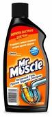 Mr. Muscle гель для прочистки труб