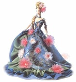 Кукла Barbie Водяная Лилия Клода Моне, 17783