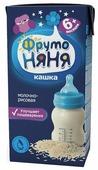 Каша ФрутоНяня молочная рисовая (с 6 месяцев) 200 мл
