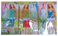 Евгения Комплект одежды для кукол 30 см 0045, в ассортименте