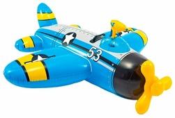Надувная игрушка-наездник Intex Самолеты 57537