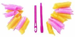 Гибкие бигуди Magic Leverage Средние удлиненные 30 см (25 мм)