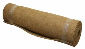 Укрытие кокосовое COCOLAND в полотне, рулон 1x2 м
